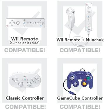 Smashbroscontrollers